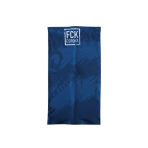 FCK Schutz-Funktionstuch blau