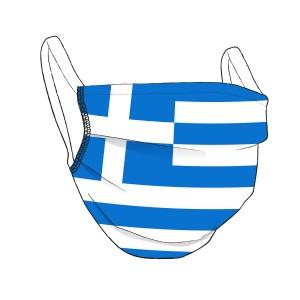 GRIECHENLAND-Maske - unisex