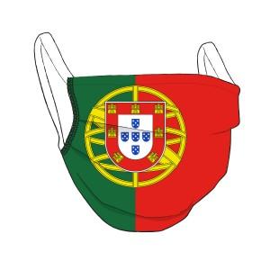 PORTUGAL Maske - unisex