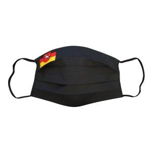 BW-Maske schwarz, Niedersachsen Flaglabel - unisex