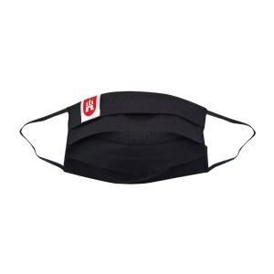 BW-Maske schwarz, HAMBURG Flaglabel - unisex