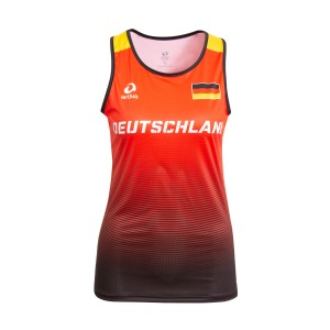 TANKTOP Team Deutschland,  Frauen