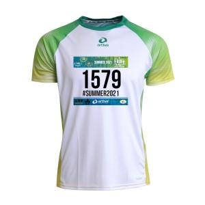 """V-RUN-Startnummer-Shirt """"SPRING"""" - Herren"""
