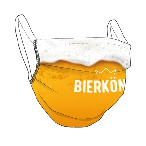 Mallorca Bierkönig Maske