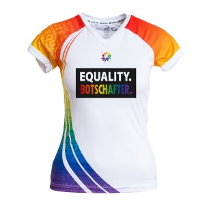 EQUALITY STRIPES - Frauen