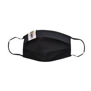 Schwarze BERLIN Maske mit Flaglabel