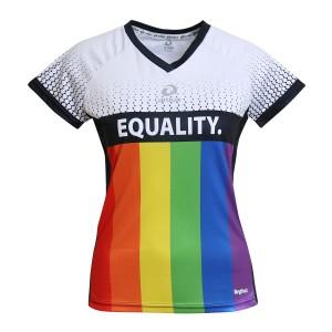 Offizielles EQUALITY Laufshirt,  Frauen