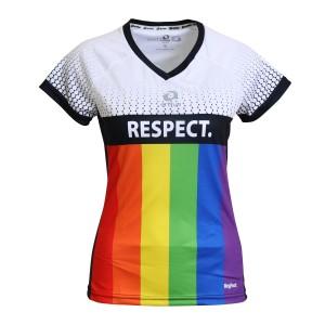 RESPECT Laufshirt, Frauen