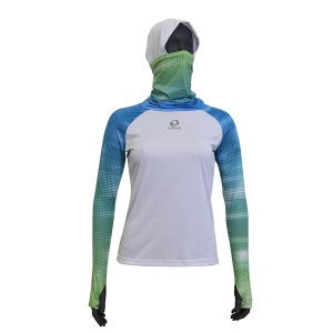 Offizielles V-RUN Winter-Logo-Shirt H&B, Frauen