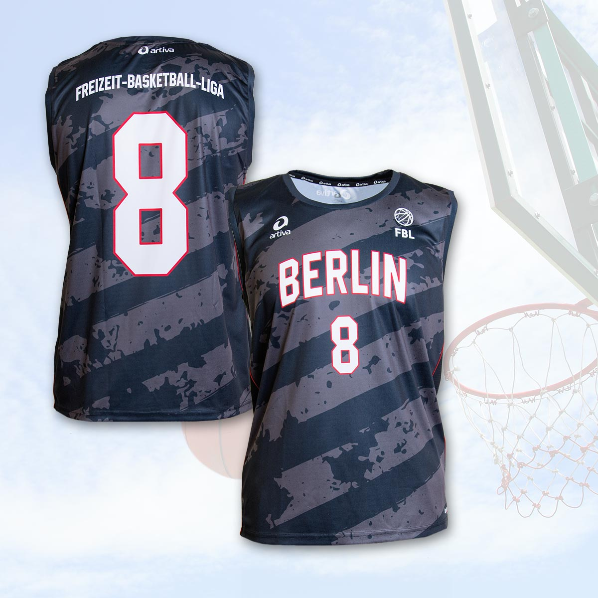 info for 1630c 0af06 Individuelle Basketball-Trikots gestalten | 100% customized ...