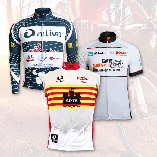 Our cycling products