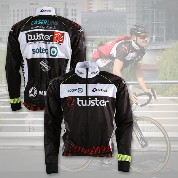 Design your own cycling jacket